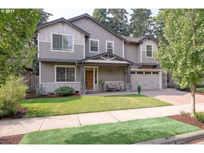 Sherwood Single Family Home For Sale: 17436 SW Timber Crossing Ln