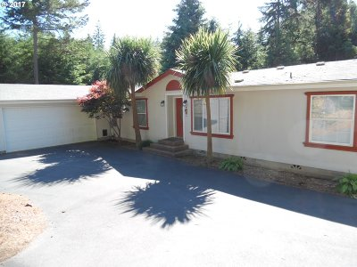 North Bend Single Family Home Bumpable Buyer: 68339 Oceanic Rd