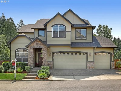 Portland Single Family Home For Sale: 11368 NW Pumpkin Ct