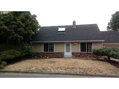 Keizer Single Family Home Sold: 897 Nightingale Ct NE