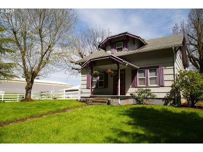 Estacada Single Family Home For Sale: 26570 S Hillockburn Rd