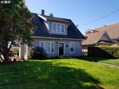 North Bend Single Family Home For Sale: 2278 McPherson