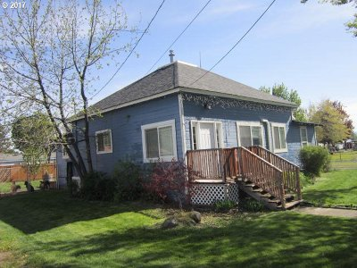 La Grande OR Single Family Home Sold: $139,000