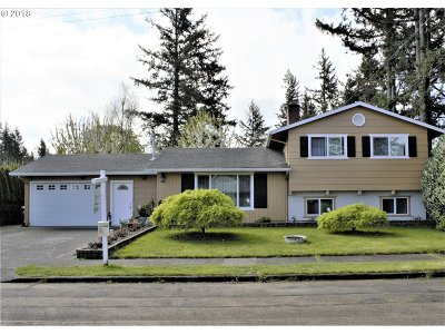 Single Family Home For Sale: 17460 SE Alder St