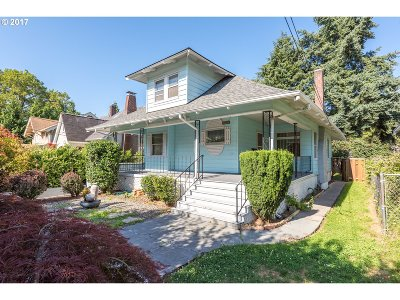Single Family Home For Sale: 3957 N Concord Ave