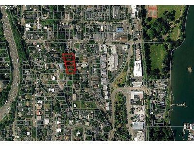 Portland Residential Lots & Land For Sale: SW Virginia Pl #Lot 8