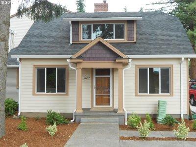 Portland Condo/Townhouse For Sale: 12637 SE Boise St