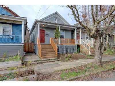 Portland Single Family Home For Sale: 2929 SE 17th Ave