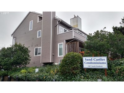 Condo/Townhouse Sold: 3407 S Hemlock St #B-7