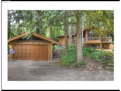 Beaverton Single Family Home For Sale: 10335 SW Walker Rd