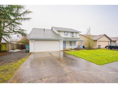 Vancouver WA Single Family Home Sold: $300,000