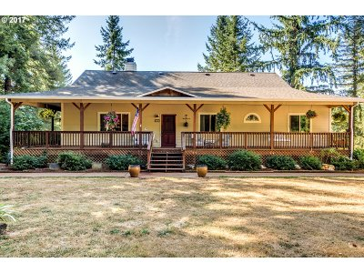 Estacada Single Family Home Bumpable Buyer: 26840 S Skinner Rd