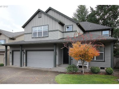 Tigard Single Family Home For Sale: 14662 SW Angus Pl