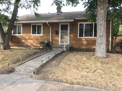 Multnomah County, Washington County, Clackamas County Single Family Home For Sale: 1423 NE Liberty St