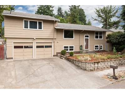 Single Family Home For Sale: 3124 SE 156th Ave