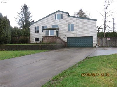 Troutdale OR Single Family Home For Sale: $269,900