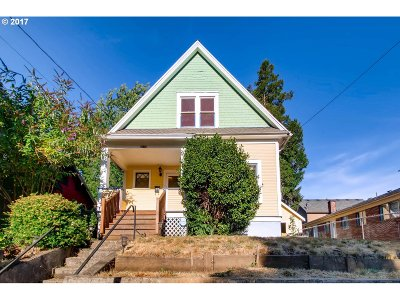 Portland Single Family Home For Sale: 4526 NE 10th Ave