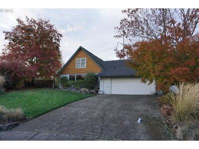 Keizer Single Family Home Sold: 1175 Swingwood Ct NE