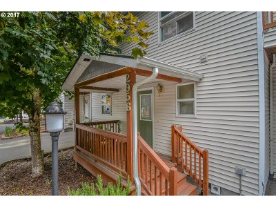 Beaverton OR Single Family Home For Sale: $299,900