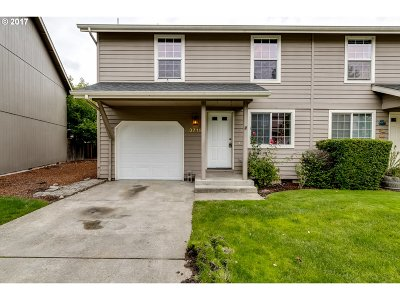 Eugene Condo/Townhouse For Sale: 3719 Westleigh St
