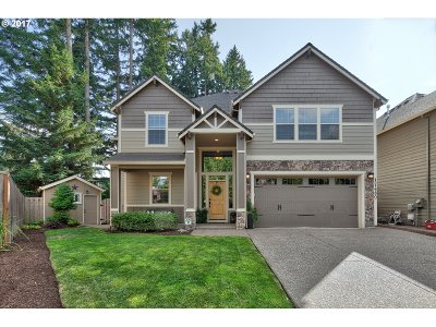 Sherwood Single Family Home Bumpable Buyer: 17480 SW Timber Crossing Ln