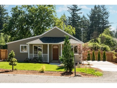 Single Family Home For Sale: 326 NE 156th Ave