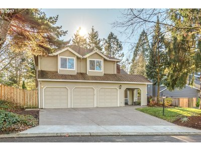 Lake Oswego Single Family Home For Sale: 802 Clara Ct