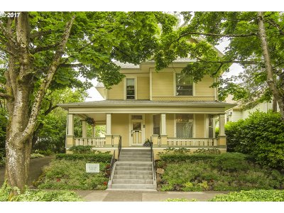Single Family Home For Sale: 2147 NE 14th Ave