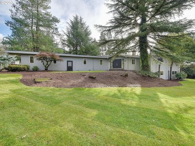 Tigard Single Family Home For Sale: 15250 SW Bull Mountain Rd