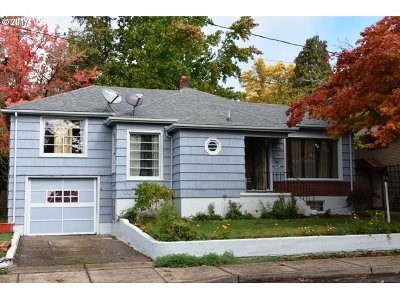 Cottage Grove, Creswell Single Family Home For Sale: 240 E Jefferson Ave