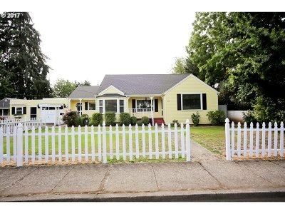 Cottage Grove, Creswell Single Family Home For Sale: 1115 S 6th St