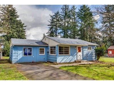 Single Family Home Sold: 2226 SE 142nd Ave