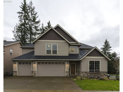 Clackamas Single Family Home For Sale: 14456 SE Wenzel Dr