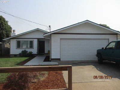Springfield Single Family Home For Sale: 5411 E St