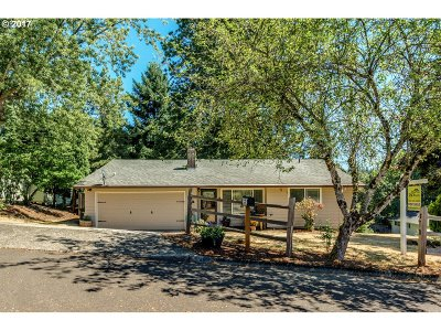 West Linn Single Family Home For Sale: 4965 Bonnet Dr