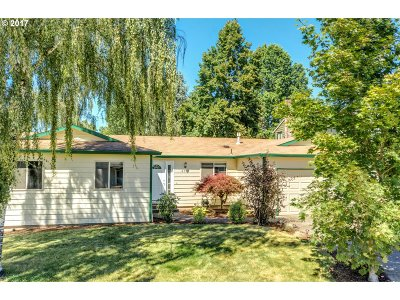 Single Family Home For Sale: 6792 SW 204th Ave