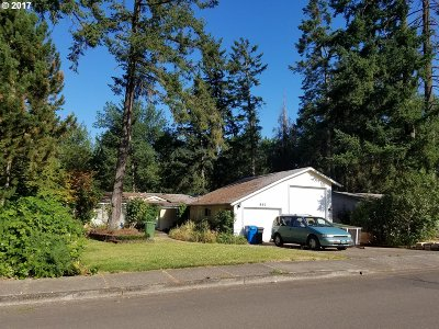 Woodburn Single Family Home Sold: 997 Willow Ave