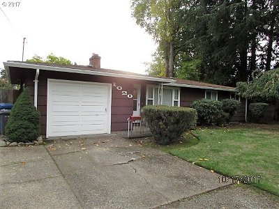 Keizer Single Family Home For Sale: 1020 N Orchard St