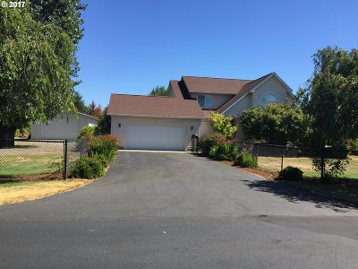 Hubbard Single Family Home For Sale: 12860 Saunders Ln
