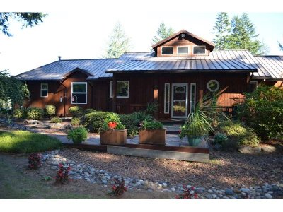 Single Family Home Sold: 35309 NE 86th Ave