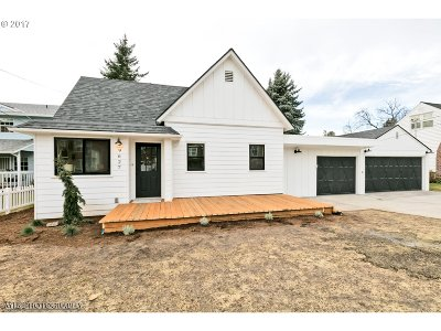 Portland Single Family Home For Sale: 9627 SW 46th Ave