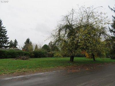 Oregon City, Beavercreek, Molalla, Mulino Residential Lots & Land For Sale: 140 Warner St