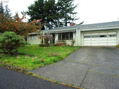 Coos Bay Single Family Home For Sale: 540 N Wall St