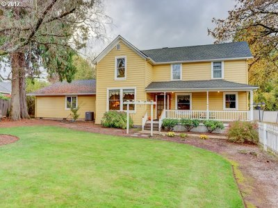 Oregon City Single Family Home For Sale: 19059 Leland Rd