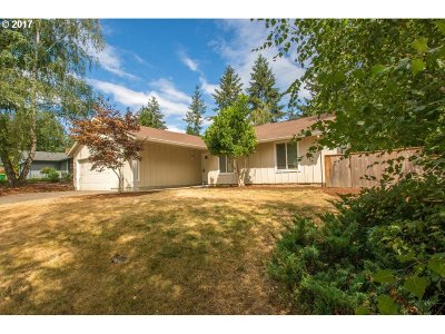 Beaverton Single Family Home For Sale: 12055 SW Davies Rd
