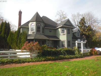 Eugene Single Family Home For Sale: 1522 Cal Young Rd