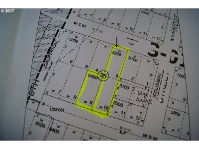 Residential Lots & Land Sold: W D St