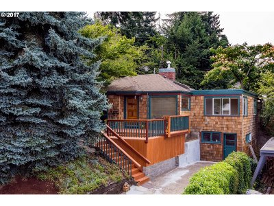 Eugene Single Family Home For Sale: 560 W 25th Ave
