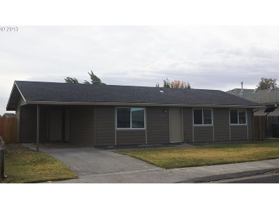 Hermiston Single Family Home For Sale: 1525 SW River Hill Dr