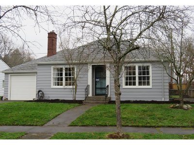Portland Single Family Home For Sale: 7072 N Dwight Ave